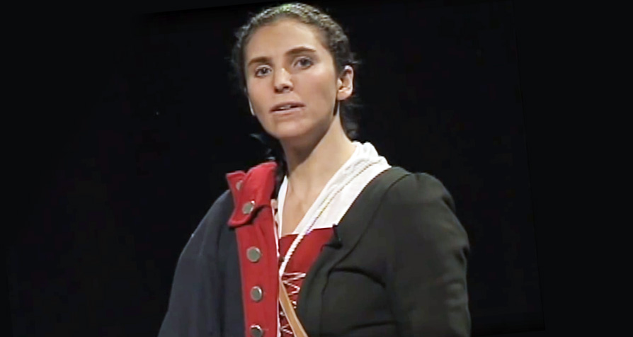 Meet Deborah Sampson, The Cross-Dressing Continental Soldier – Video