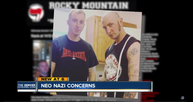 'Terrorized' By Neo-Nazi Gang, Denver Residents And Shop Owners Are Fighting Back  – Video