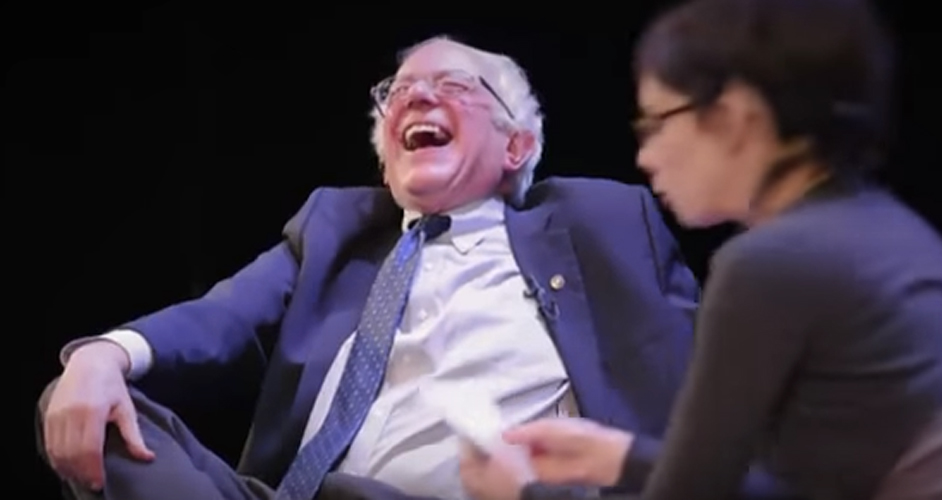 Sarah Silverman Interviews Bernie Sanders And It's Glorious – Video