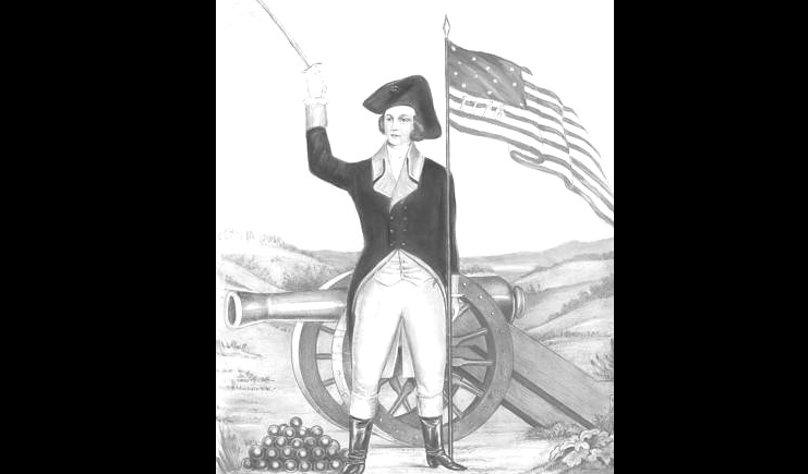 Deborah Sampson Posed As A Man To Fight In The Revolutionary War