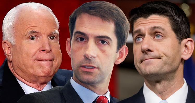 Republican Hypocrisy Peaks