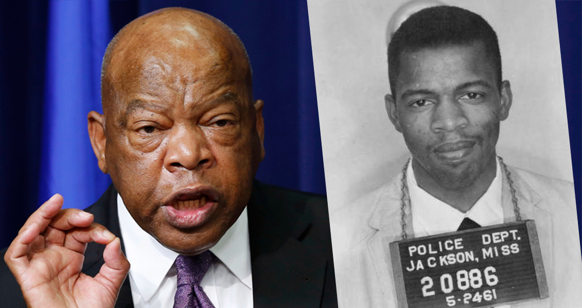 Firestorm Erupts After Trump Lashes Out At Civil Rights Icon John Lewis – Video