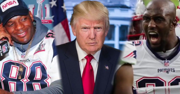 Each year, the winning Super Bowl team gets and invitation to the White House. But guess what? Two New England Patriots team members say they're not going.