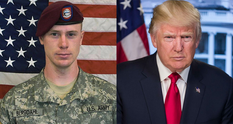 Trump's Remarks About Bowe Bergdahl Grounds For Dismissal According To Defense Attorneys