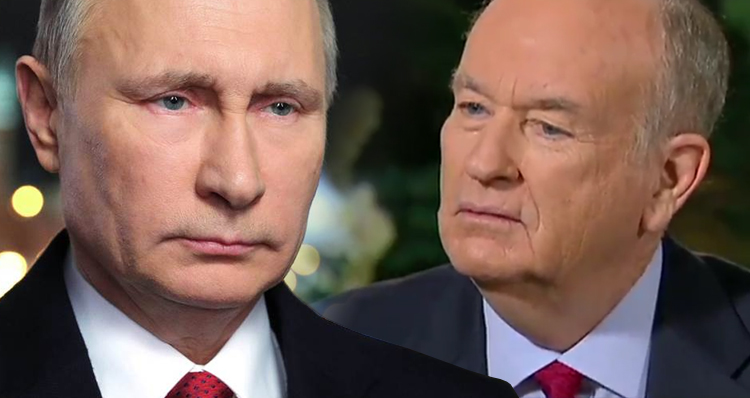 Angered By Bill O'Reilly's Trump Interview, Russia Demands Apology From Fox News