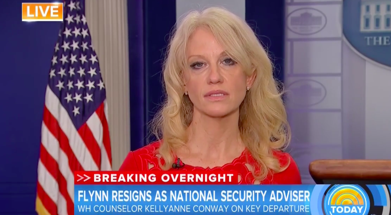 Dear Kellyanne Conway: Stress Of Lying Can Kill You