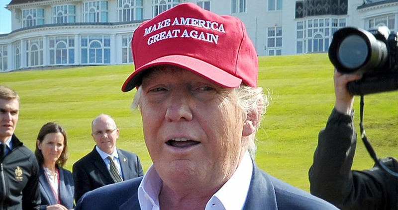 Trump Golf Club Violates 'A Fundamental Rule Of Life' – Loses $5.7M Lawsuit