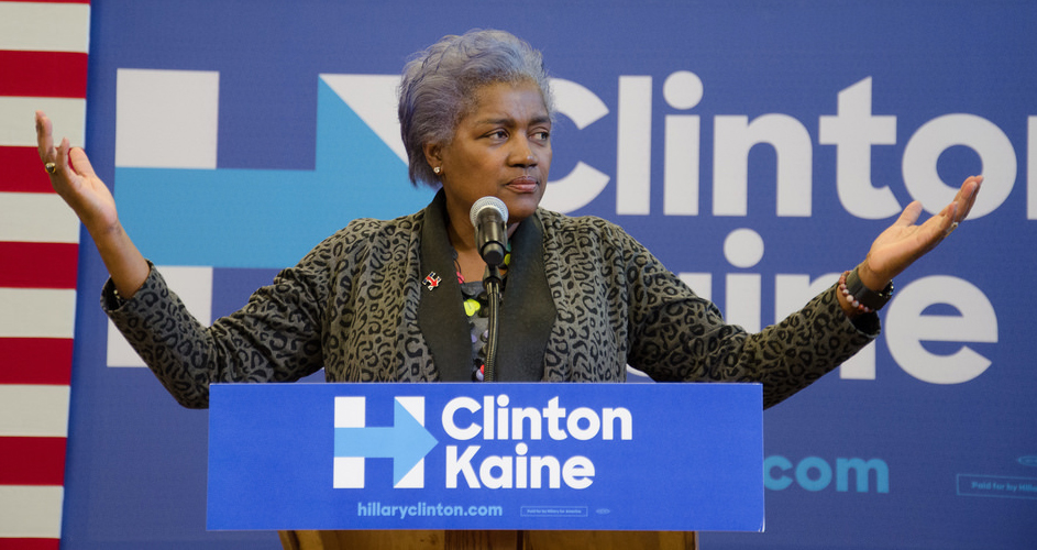 Donna Brazile Admits To Covertly Aiding The Clinton Campaign