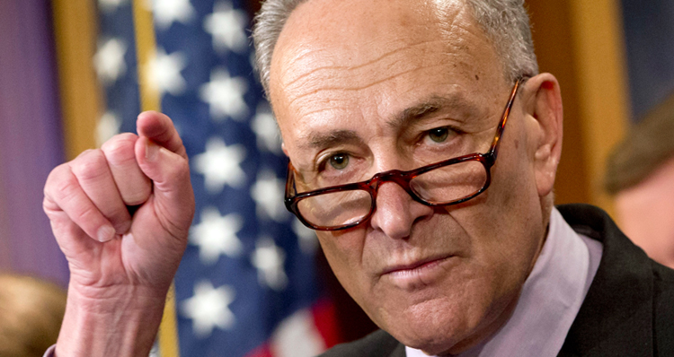 Chuck Schumer To Lead Senate Democrats In Supreme Court Filibuster- Video