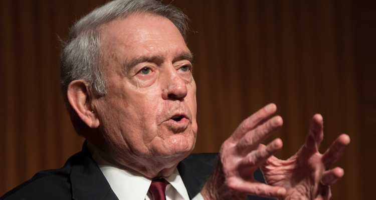 'The Fuse Is lit' On An Explosion Of A Magnitude Rarely Seen: Dan Rather