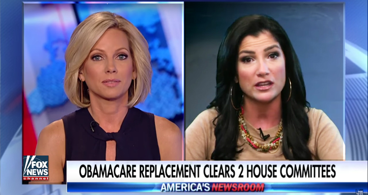 Fox News Shames Republicans: Your Healthcare Bill Is A 'Giant Middle Finger To America' – Video
