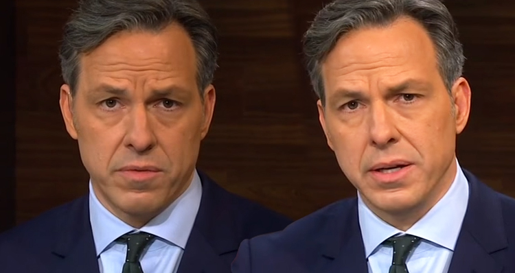 Jake Tapper Rips Trump In A Scorching Monologue – Video