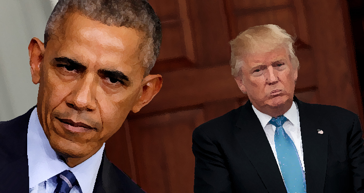 Obama Concerned About Trump's Behavior