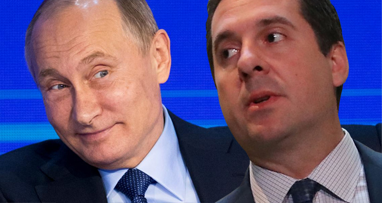 Nunes' Efforts To Thwart Trump-Russia Probe Adds To Claims The White House Is Panicked – Video