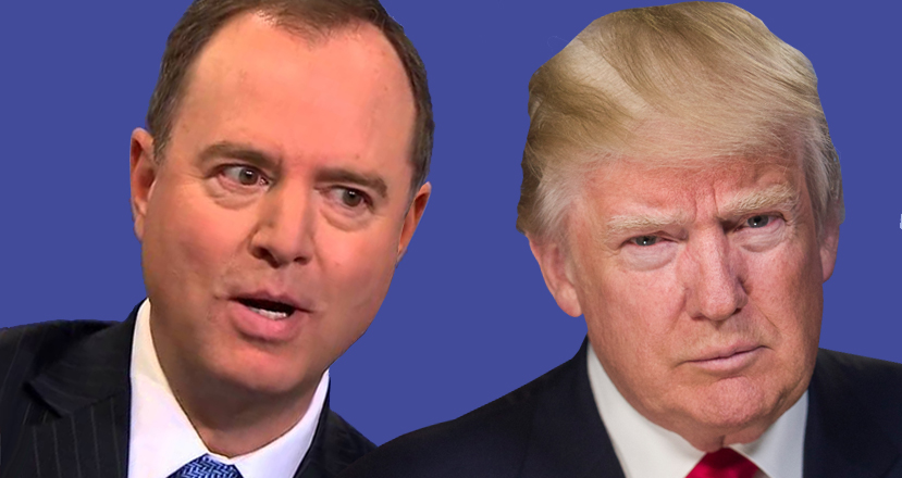 Adam Schiff Taunts Trump Online After Another Early Morning Trump Twitter Tirade