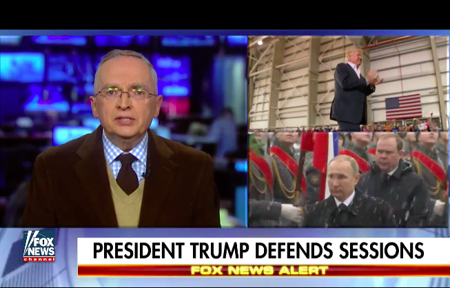 Fox News' Top Military Analyst Warns Russia 'Scandal Could Bring Down Trump Administration'