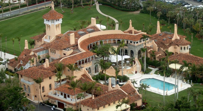 Palm Beach Residents Complain Trump's Frequent Visits Are Hurting Business & Taxpayers