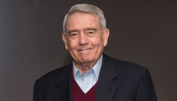 Dan Rather Urges Americans Not To Lose Heart Over Trump's Disastrous First Two Months