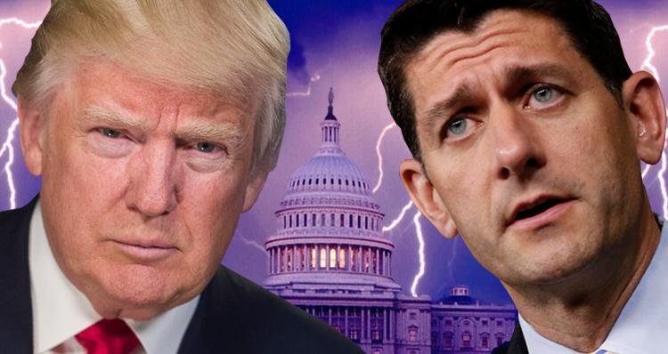 Paul Ryan Blasts Trump In Leaked Recording