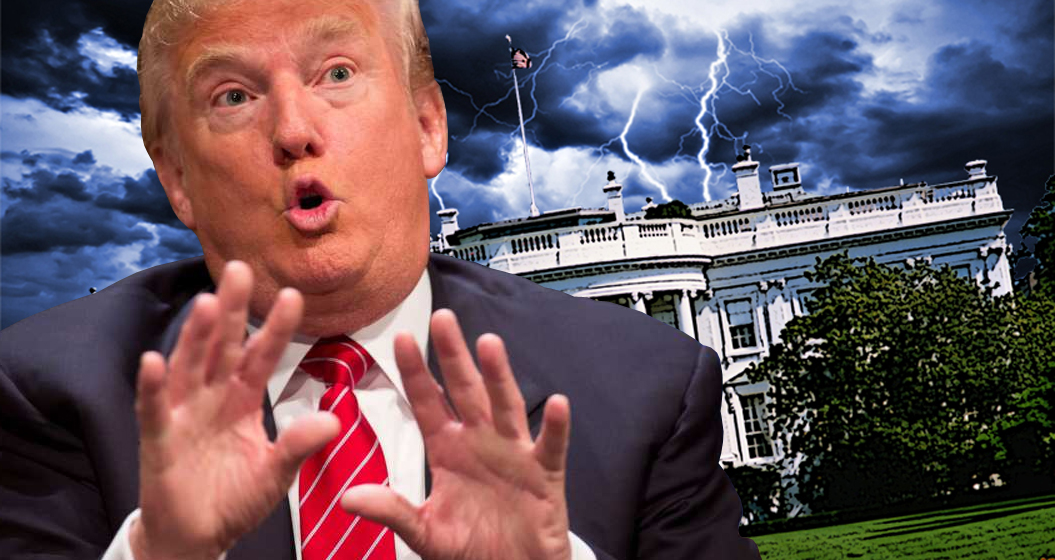 Trump Is So Afraid Of Climate Data, He's Planning Deep Cuts To Weather Satellites