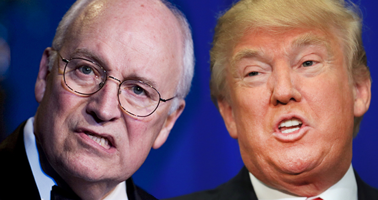 War-Profiteer Dick Cheney May Have Found A Fitting Replacement