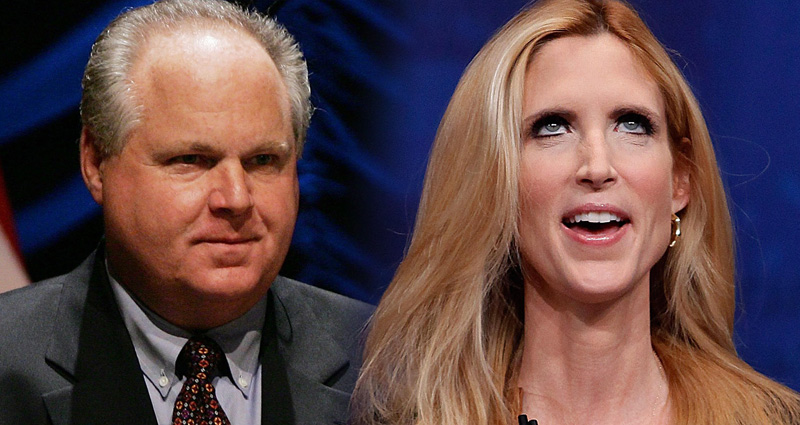 Coulter And Limbaugh Admit Trump Double-Crossed His Voters In An Epic Betrayal