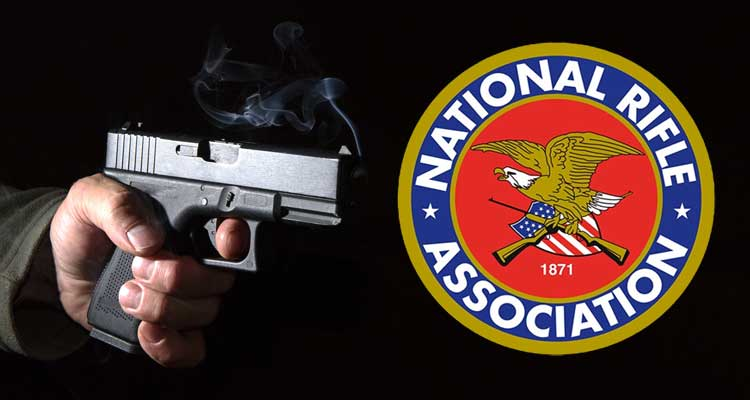 NRA Employee Accidentally Shoots Self At Group's Headquarters