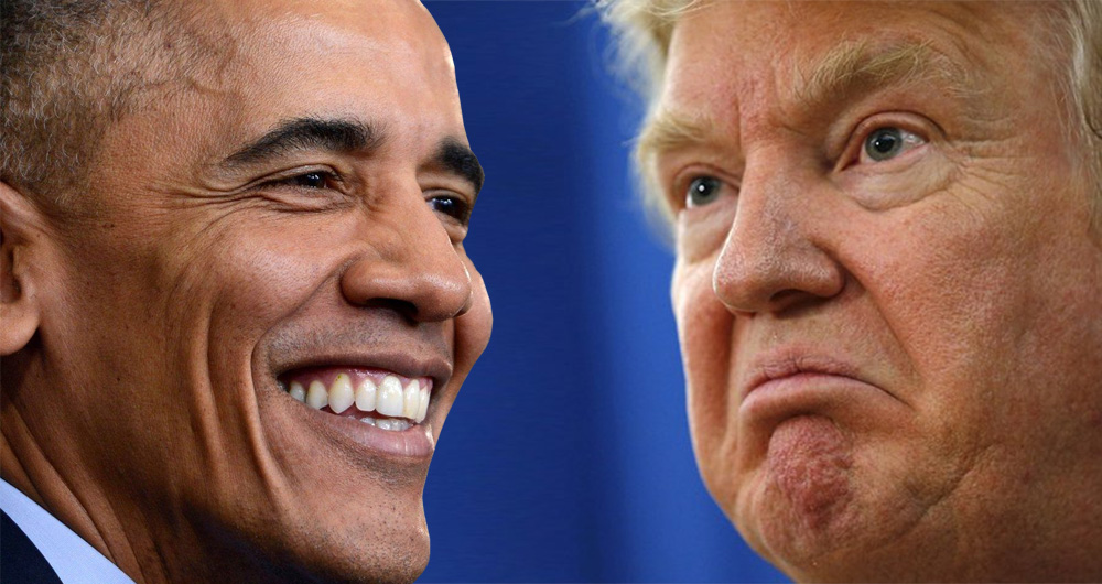 Trump's Not Half The Man Obama Is – Here's The Proof