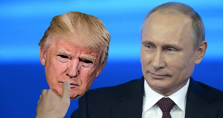 NY Magazine Drops A Thermonuclear Bomb: Trump May Have Been Working For Putin For Decades