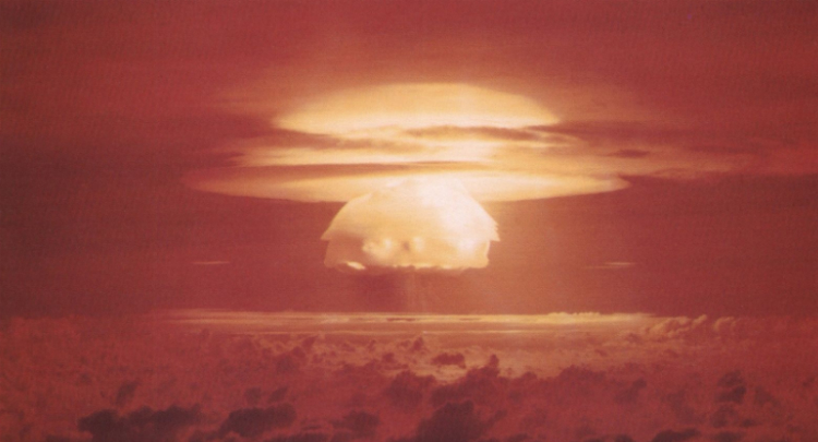 Latest Trump Nightmare: Are We Headed To Thermonuclear War?