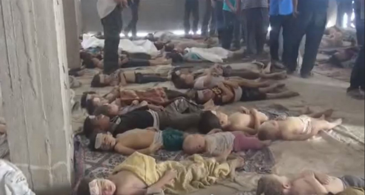 Spicer: Syrian Gas Attack Is Obama's Fault