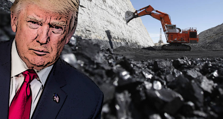 In An Act Of Sheer Stupidity, Trump Inadvertently Launches A War On Coal