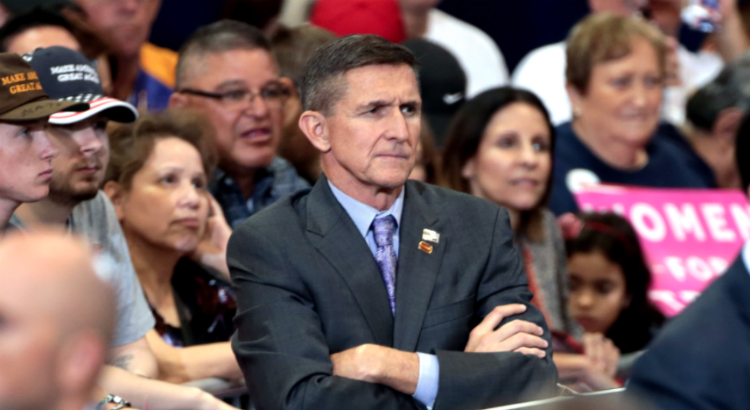 "Flynn To Russian Ambassador ""We've Got Your Back""- Video"