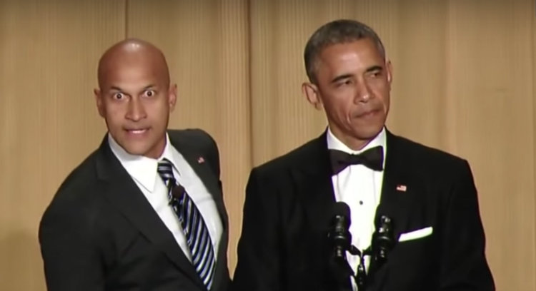 Hilarious Flashback: Luther, Obama's Anger Translator – Video