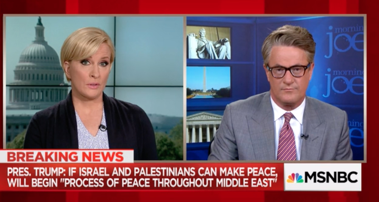 Morning Joe Pronounces Trump Stupid
