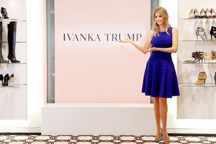 Ivanka Trump's Clothing Line Secretly Relabeled With A Different Name