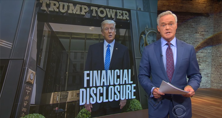 Trump's Financial Disclosure Shows Over 100 Million In Income – Video