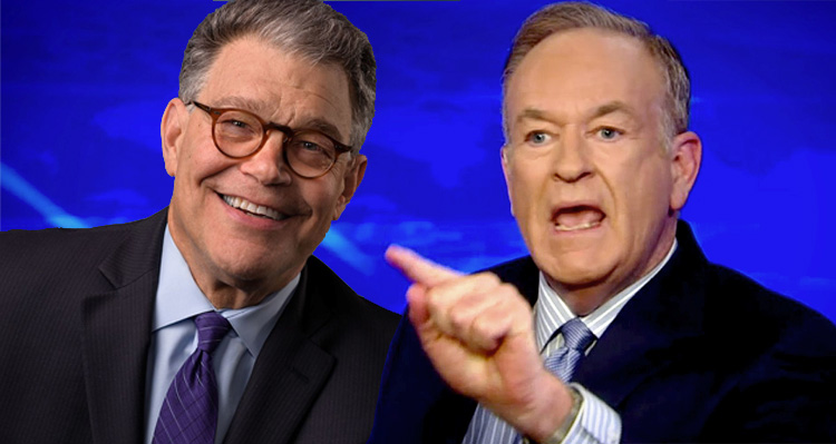 'Shut Up!' Watch Bill O'Reilly lose It When Al Franken Exposes Him As A Liar In 2003