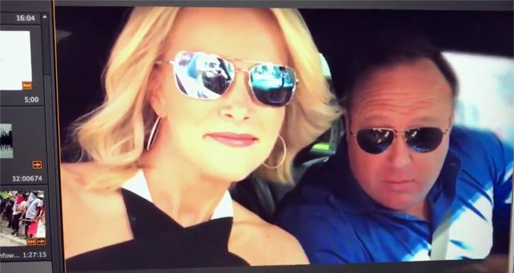 Megyn Kelly Taken By Surprise By Ultra Right Conspiracy Talk Show Host Alex Jones – Video