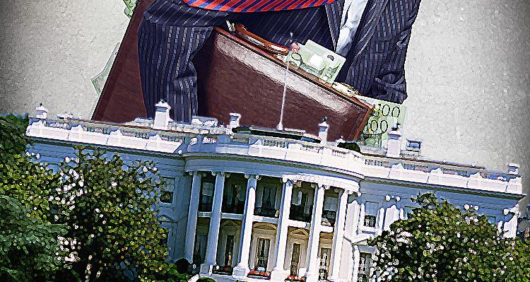 Trump Reelection Fundraiser Smacks Of Ethics Violations