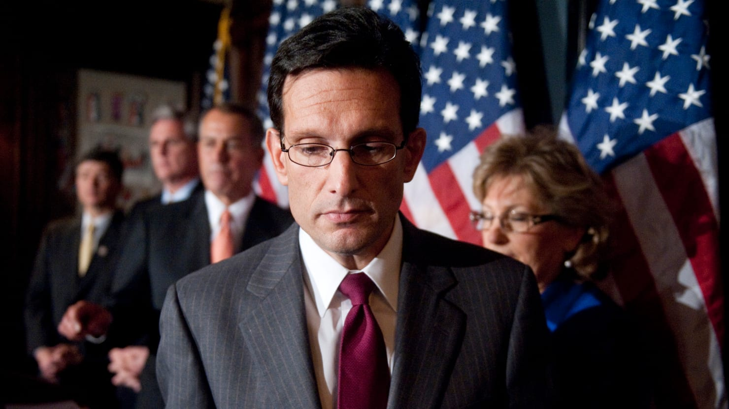 Eric Cantor Admits Republicans Always Knew Obamacare Repeal Was A Scam