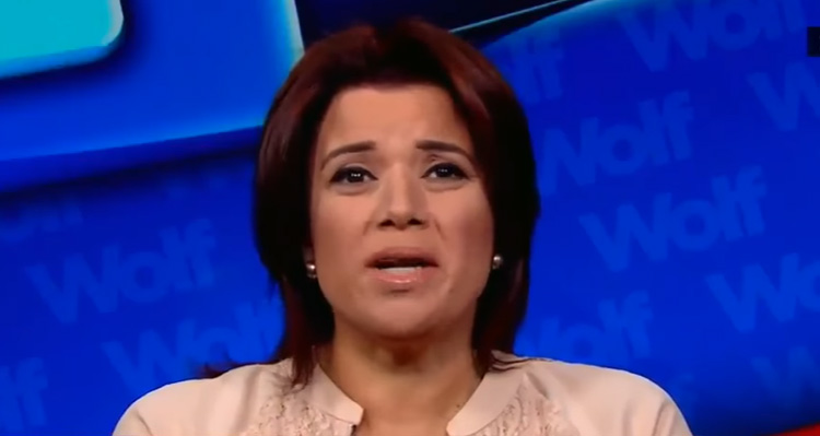 'Trump is a 70-Year-Old Man-Baby!' Ana Navarro Destroys Trump – Video