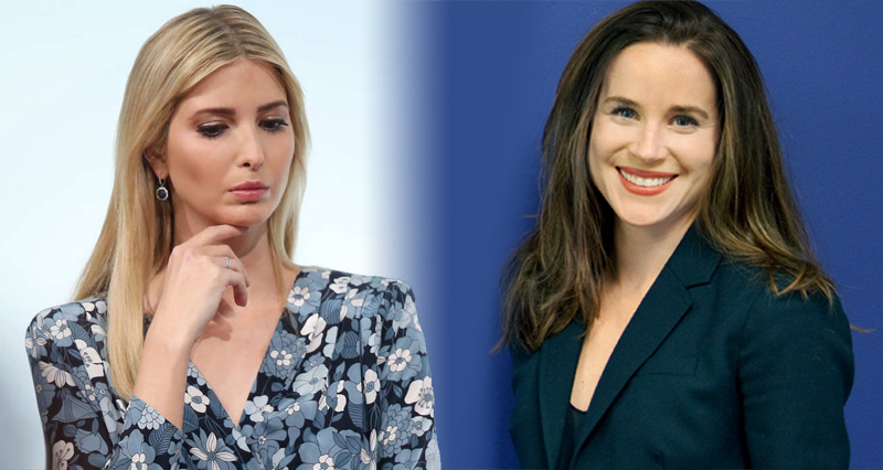 Joe Biden's Daughter Ashley Shows Ivanka Trump How To Make American Fashion Great Again