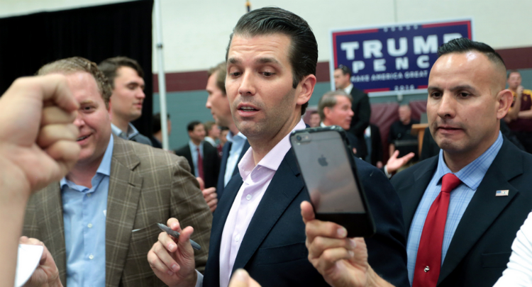 Donald Trump Jr's Russia Meeting – Out Of The Frying Pan, Into The Fire