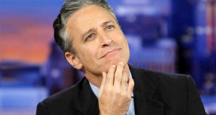 He's Back! Jon Stewart Returns To TV