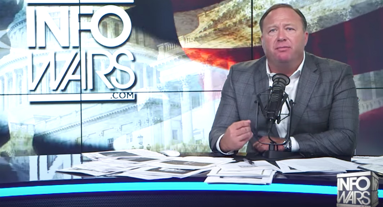 Alex Jones Guest Charges NASA Has Child Labor Camps On Mars – Video