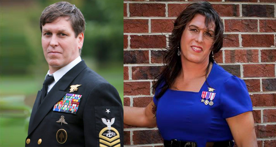 Transgender Navy SEAL Hero Issues A Challenge To Donald Trump