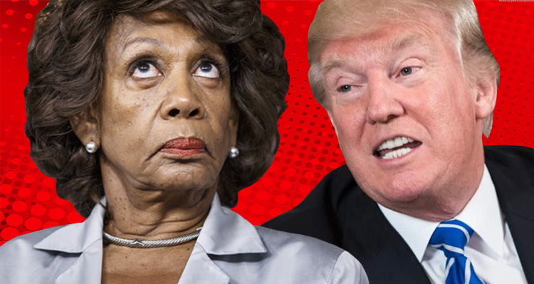Maxine Waters Obliterates Trump With Just One Tweet
