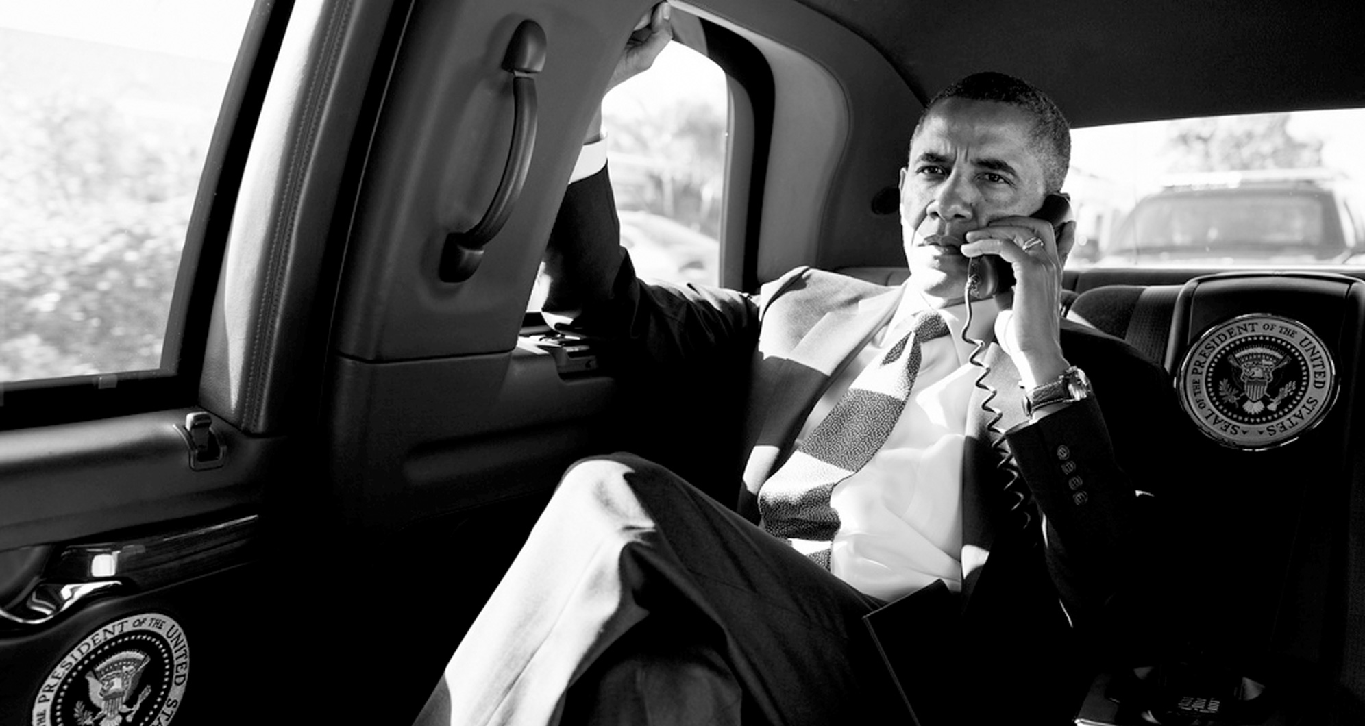 Hey Conservatives, This Is What It Looked Like When Our POTUS Was A BadAss Not A Putin Stooge