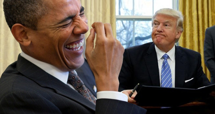 It's Official: Obama Is Better At Twitter Than Trump